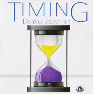 Timing - DVD Front Cover