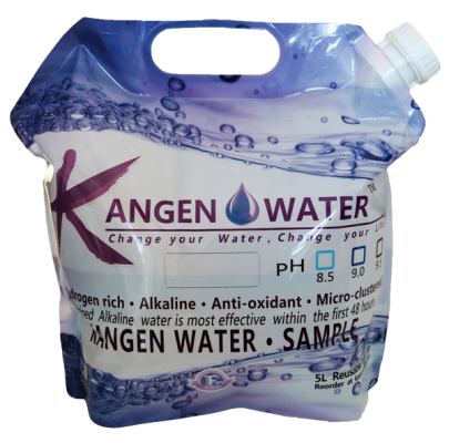 Kangen-Water-Bag