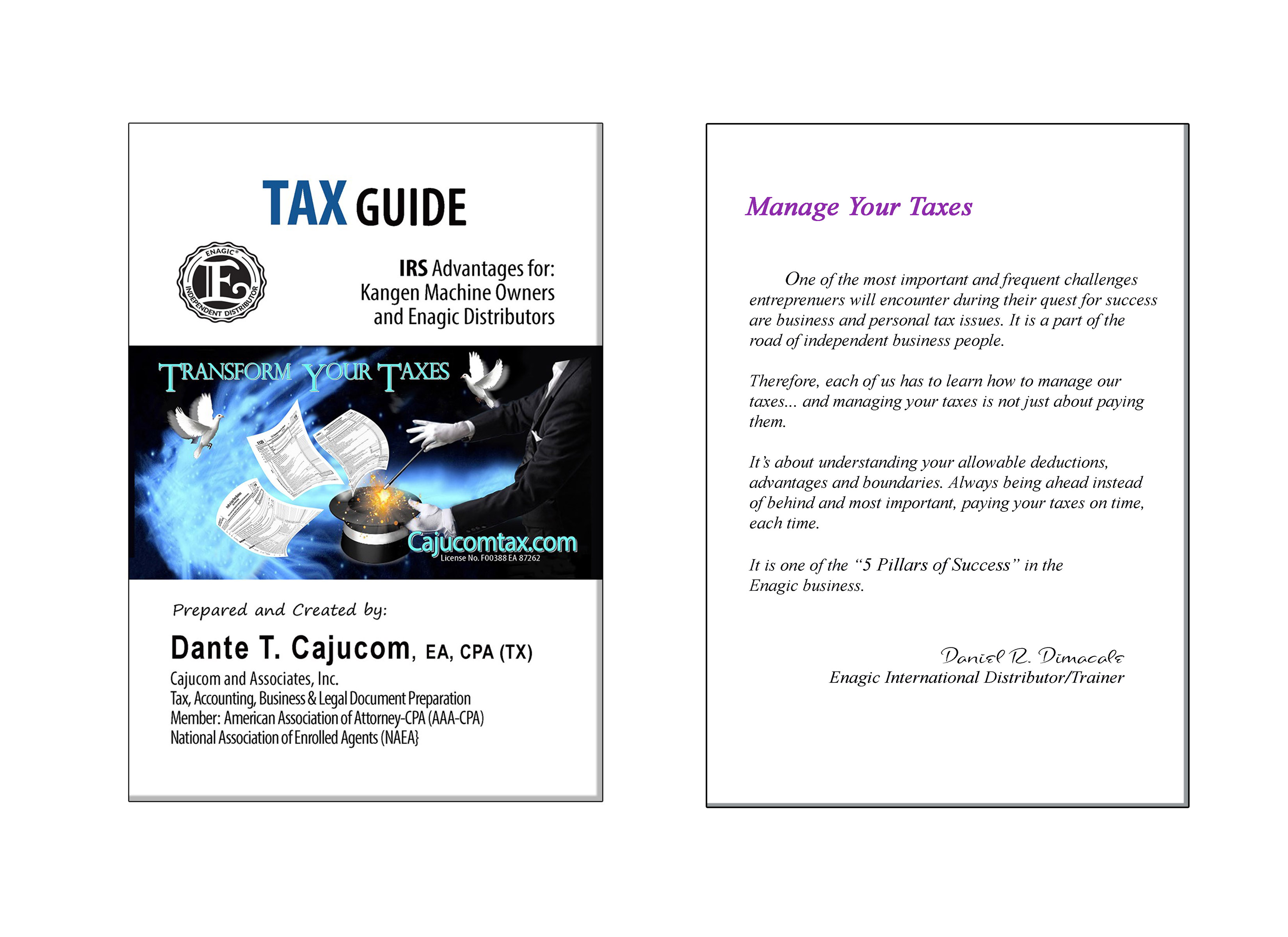Tax Guide 2020